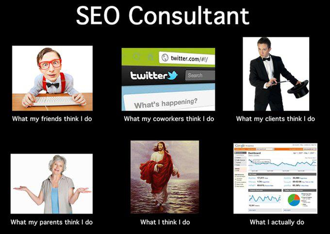 SEO Consultants What do they do?