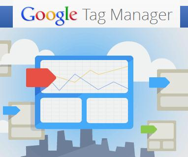 Google Tag Manager Page ScreenShot