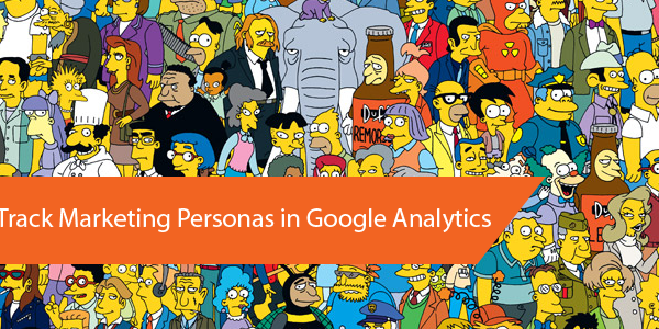 google analytics marketing personas