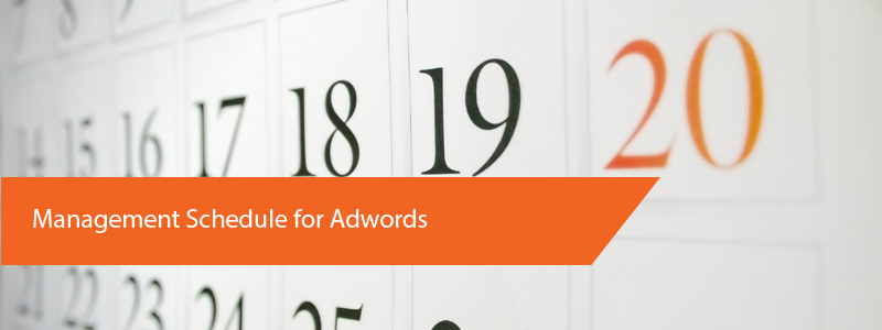 Managing Adwords Account